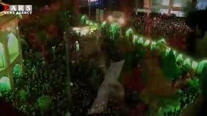 مداحی زیبای محمود کریمی در شب قدر