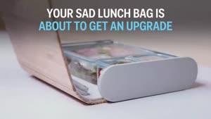 فیلم/ ظرف غذای هوشمند را ببینید
