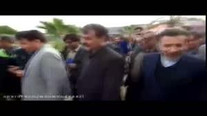 فیلم/ درخواست واعظی از زائران اربعین حسینی در مرز مهران