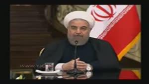 نشست خبری مشترک روسای جمهور ایران و ترکمنستان