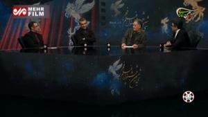 واکنش جمشیدی نسبت به حواشی نامزدی او در جشنواره فجر