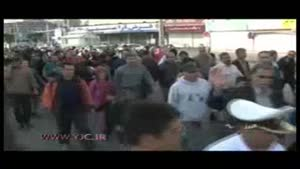 اولین پیاده روی خانوادگی در استان البرز