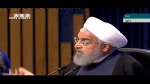 روحانی: امروز کشور را مردم اداره میکنند