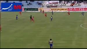 فیلم/ خلاصه دیدار تیم های گسترش فولاد - فولاد خوزستان