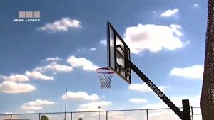 حرکات نمایشی اعجوبههای بسکتبال