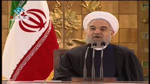 واکنش روحانی به رفتار خصمانه مقام آل سعود