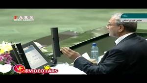 کامل اظهارات وزیر پیشنهادی کار در جلسه رای اعتماد مجلس