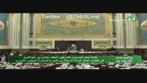 سخنان ملک سلمان باید به عربی هم ترجمه شود