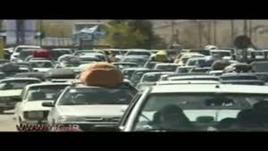 باز شدن پای مسافران به شهر شیراز