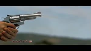 شلیک گلوله به سمت یک بلوک ژله ای