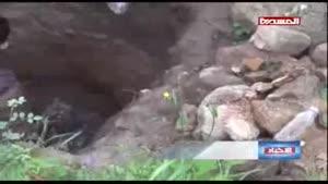 فیلم/خنثیسازی بمبهای خوشهای که سعودیها بر سر یمنیها میریزند