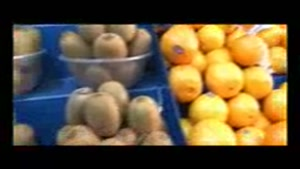 مسافرهاي از آب گذشته در بازار میوه داخلی