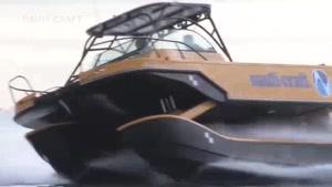 قایق ضد دریازدگی ساخته شد
