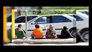 دست به قلم شدن کودکان کار و ارائه هنر به شهروندان