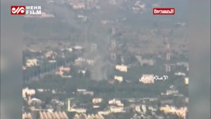 حملات خمپارهای نیروهای یمنی به مواضع سعودیها در «جیزان»