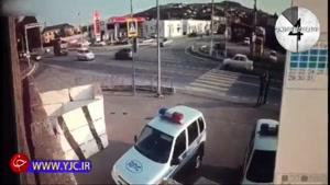 دستگیری عامل حمله به پلیس در اینگوشتیا