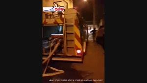انفجار منزل مسکونی در همدان با ۳ کشته و ۵ مصدوم