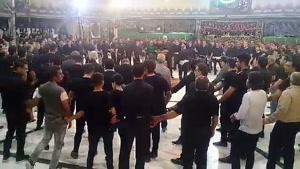 عزاداری سنتی بوشهر در شب ضربت خوردن امیرالمومنین علی (ع)