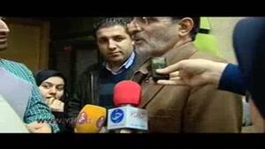 فیلمی از لحظه انتشار صحبت های ظریف در کمیسیون امنیت ملی