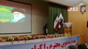 شعاری که مسئولیت روحانی در خوزستان را دوچندان کرد!