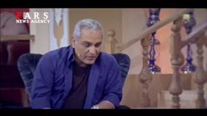 بازی حمید لولایی با گریم حسن روحانی!