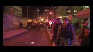 انفجار مهیب بمب غرب پایتخت لبنان را لرزاند