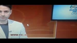 اشتباه مجری شبکه ورزش در رابطه با خبر فوت احسان علیخانی