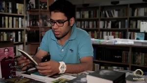 سیامک عباسی در مستند از زیرزمین تا بام تهران