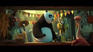 تیزر انیمیشنkung fu panda ۳ که سال ۲۰۱۶ اکران می شود