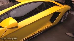 لامبورگینی اونتادور اس Lamborghini Aventador S ۷۴۰ HP V۱۲