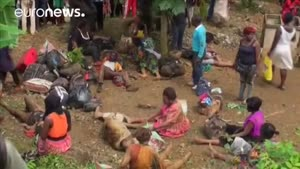 از خط خارج شدن قطار در کامرون