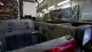 حمل ۷۵۰ تن با کامیون ولوو