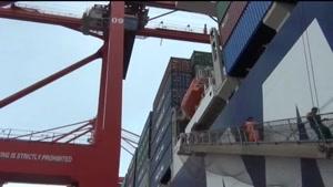 بزرگترین کشتی کانتینری خطCMA CGM