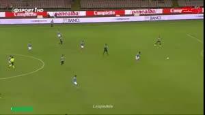 مسابقه فوتبال پائوک ۰ - ۲ ناپولی
