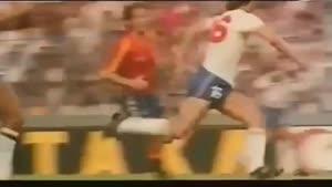 خلاصه مسابقه فوتبال انگلیس ۰ - ۰ اسپانیا