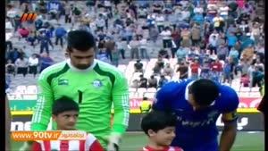 فیلم هندی در فوتبال ایران نود درجه برنامه نود
