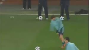 سوتی های جالب مسی در فوتبال