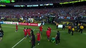 شکست قلبی مسی بعد از شکست در فینال کوپا آمریکا