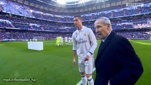 خلاصه بازی Real Madrid vs Granada 5-0