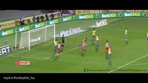 خلاصه بازی Las Palmas vs Atlético Madrid 0-2