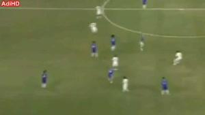 خلاصه بازی تیم رونالدو ۳ - ۲ تیم زیدان