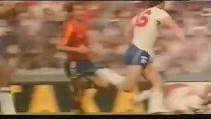 فوتبال اسپانیا و انگلیس سال ۱۹۸۲