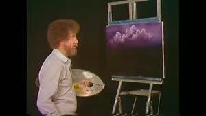 لذت نقاشی با باب راس قسمت دوم