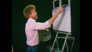 لذت نقاشی با باب راس قسمت اول