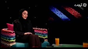 مصاحبه تماشایی با شقایق فراهانی در دید در شب
