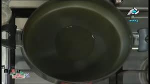 طرز تهیه کلوچه گوشت-مربی آشپزی خانم صرافی