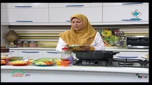 خورشت هویج با جوانه - خانم عیوضی مربی اشپزی