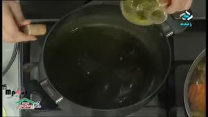 طرز تهیه سیب زمینی پلو