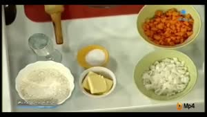 طرز تهیه پای گوشت و سبزیجات