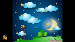ترانه کودکانه ستاره چشمک زن